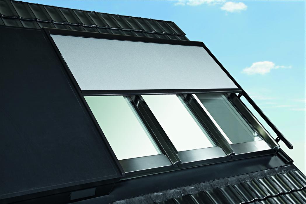 Schreinerei d llner rote dachfenster - Dachfenster bilder ...